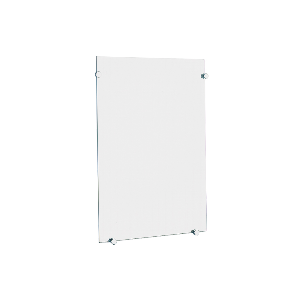 Miroir de toilette verre rectangulaire r f 3451 delabie for Miroir definition