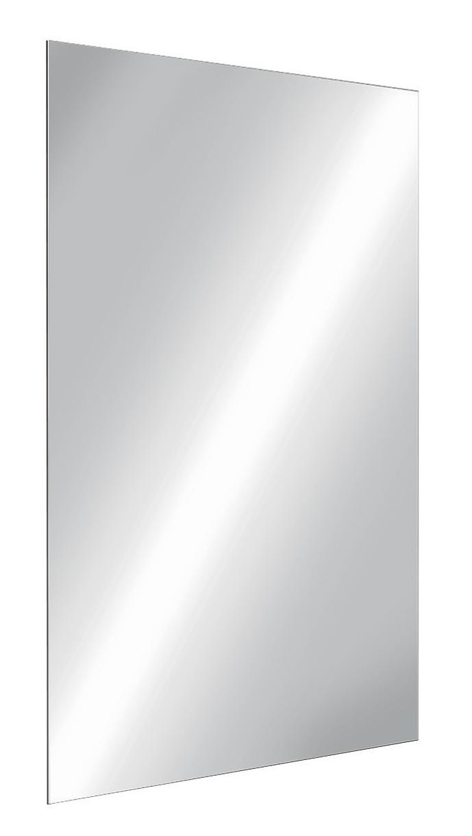Miroir De Toilette Inox Rectangulaire Incassable R F 3453 Delabie