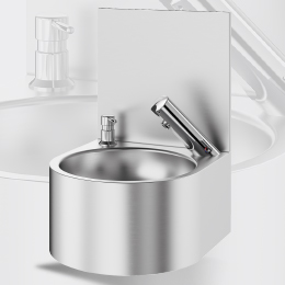 Elektronisch handwasbakje