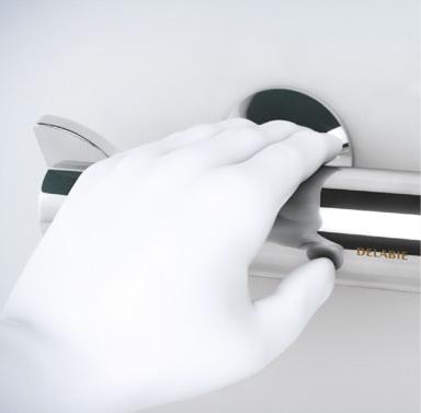 • SECURITHERM mengkranen met drukregeling: