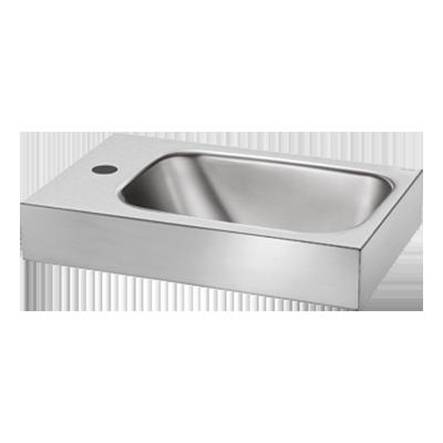 WC LAVANDO handwasbakje in rvs