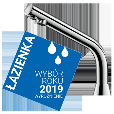 Łazienka - Wybór Roku 2019