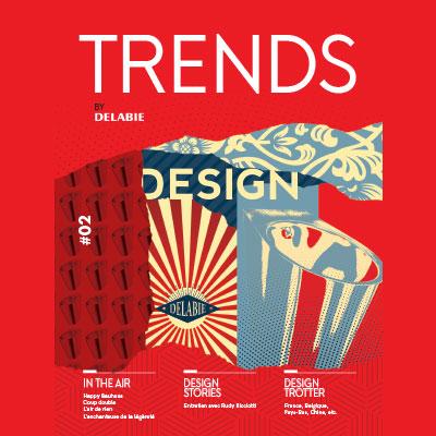Trends by DELABIE - het magazine voor design trends in sanitaire ruimten