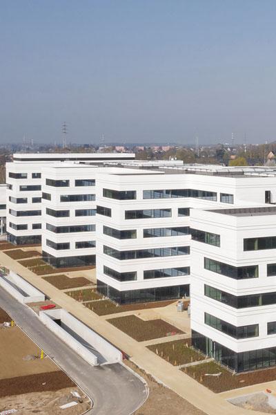MontLégia, la nouvelle clinique de Liège : dans le monde médical, l'hygiène est capitale.