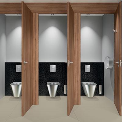 Publiek toilet