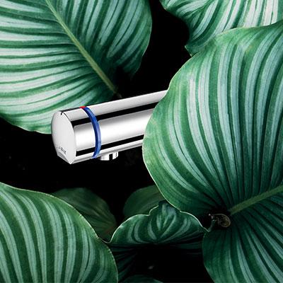 Eco-verbruik, een uitdaging binnen het sanitair ?