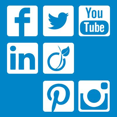 Volg DELABIE op de verschillende sociale media
