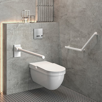 Toilettes PMR Hôtel