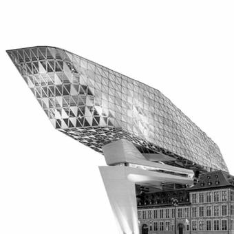 Antwerpen - Zaha Hadid