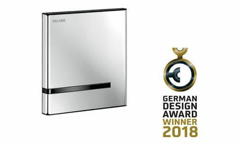 TEMPOMATIC 4: winnaar van de GERMAN DESIGN AWARD 2018