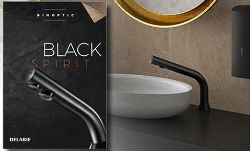 BLACK SPIRIT - Ontdek het mat zwart BINOPTIC assortiment